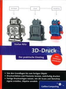3D-Druck von Stefan Nitz. Bild: Galileo Computing