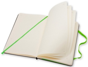 Das Moleskine Evernote Business Notebook (Bild: Moleskine)
