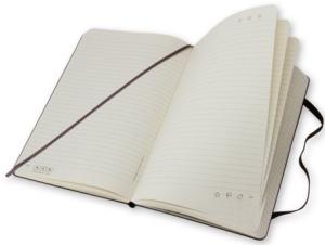 Das Moleskine Evernote Livescribe Notebook (Bild: Moleskine)