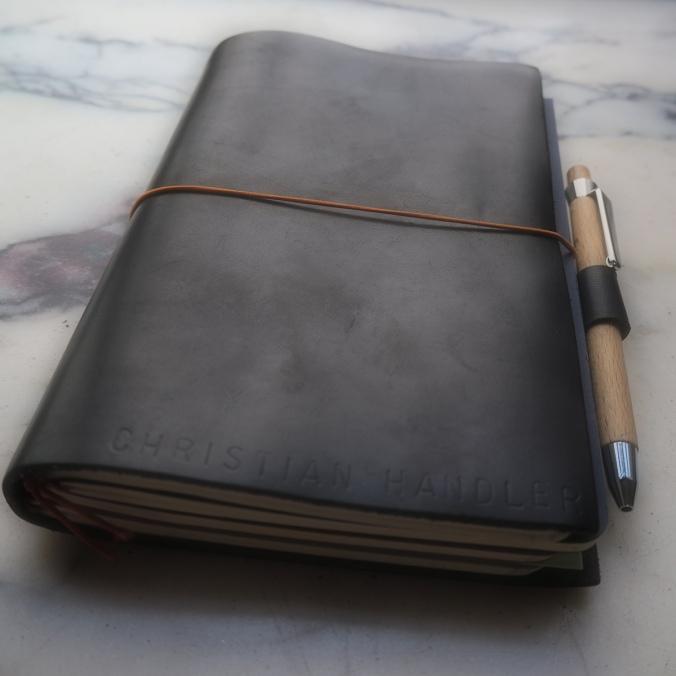 Selbstorganisation auf Papier: der aktuelle Trend oder hoffnungslos retro? (Foto: Handler)