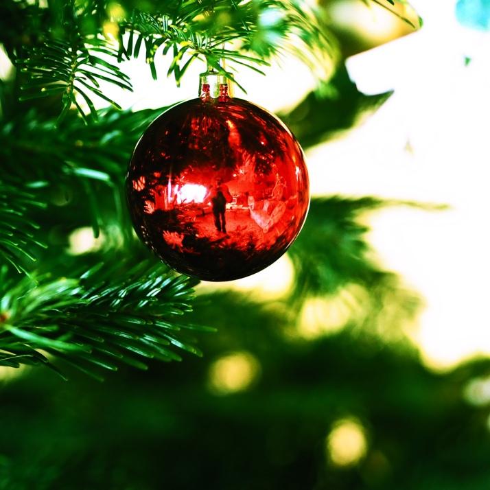 Weihnachten war auch 2016 eine Materialschlacht (Foto: Christian Handler)