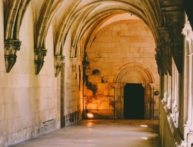 Meditation im Kloster